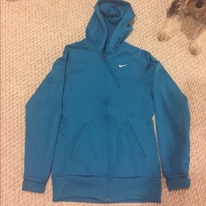 Nike therma fit hoodie size xs