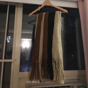 Zara scarf new