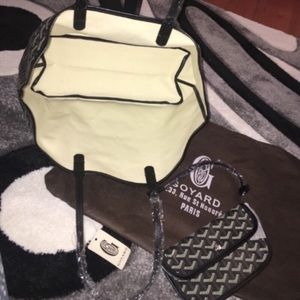 Goyard Bags - Bag and wallet