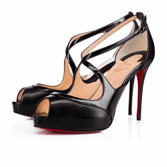 big sale d9bf4 94278 NEW Christian Louboutin Mira Bella Sandal Sz 9 39 Boutique