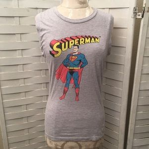 Dolce&Gabbona superman muscle tee