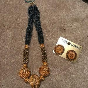 Beautiful ornate jewelry