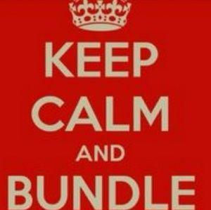 Bundle bundle bundle!!!!!!