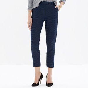 Madewell et Sezane Crop Trousers