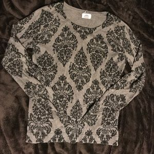 Old Navy Patterned Sweater