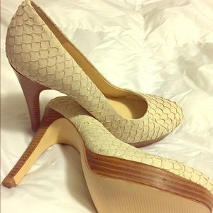 Calvin Klein Kendall Heels