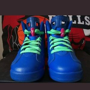 b9a676d8ecc2 Jordan Shoes - Air Jordan 6 Game Loyal Nicki Minaj size 6.5y