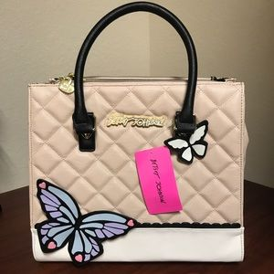 NWT Betsey Johnson large tote