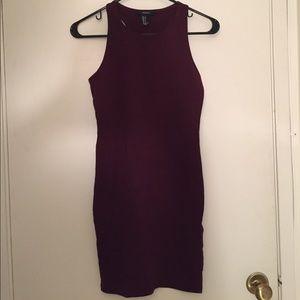 Racerback Bodycon Dress