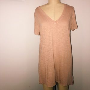URBAN OUTFITTERS VNECK TSHIRT DRESS💕
