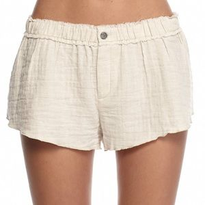 Free People festival shorts