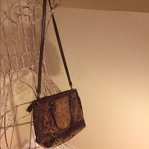 Adorable vintage Fossil purse!