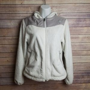 The North Face Monkey Man Oso Womens White Gray
