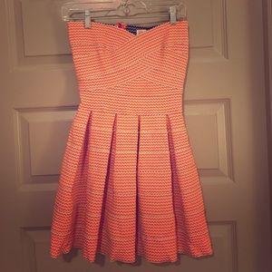 Bandage flare mini dress - Size small