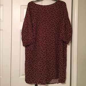 Old Navy-- Floral Swing Dress