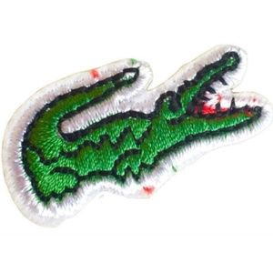 Other - Alligator Patch, Animal Patch, Retro Iron On Badge