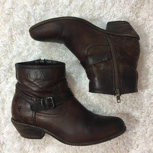 Frye low-cut boots