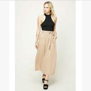 Forever 21 contemporary Maxi skirt