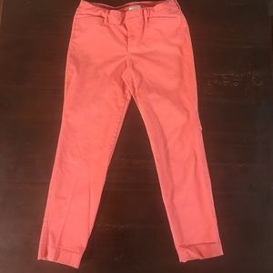 Old Navy Pixie Cropped Pants