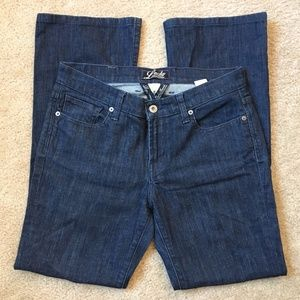 Lucky Brand Shelby Sweet n Low Dark Wash Pants