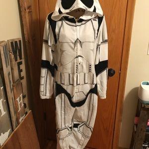 Pants - Stormtrooper Fleece Onesie