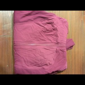 Lululemon reversible hooded jacket