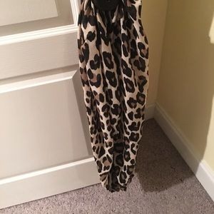 Do Everything With Love: Leopard Scarf