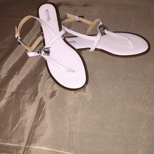 Michael Kors Flat Charm sandals