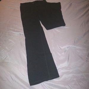 Champion black xs pants