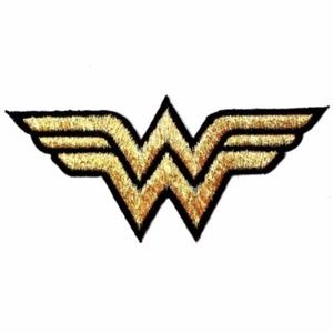 Other - Wonder Woman Patch, Superhero Patches, Badge, DIY