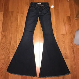 Free people brand new extreme flares