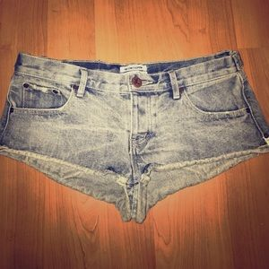 One Teaspoon Denim Shorts 29