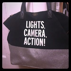 Kate Spade Lights, Camera, Action! terry tote