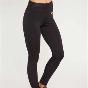 Nike Pro Hyperwarm Tight II in Black