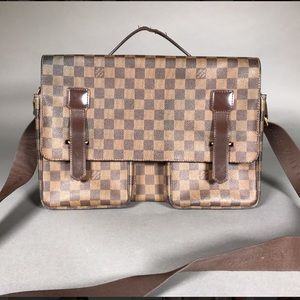 Louis Vuitton Broadway Messenger/ Shoulder Bag
