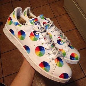 "Adidas Stan smith color wheel """