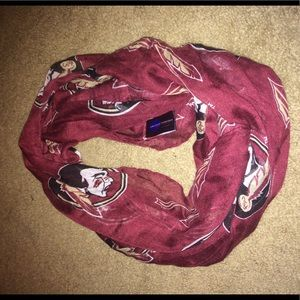 Florida State infinity scarf