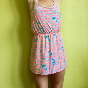 Lilly Pullitzer cotton dress with cute razorback
