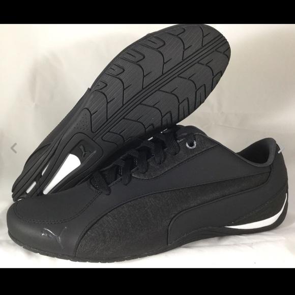 New Puma Drift Cat 5 Lea Asfalt Men s Shoes 239969f6c