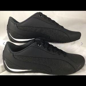 Puma Shoes - New Puma Drift Cat 5 Lea Asfalt Men s Shoes ed3b478ceeffb
