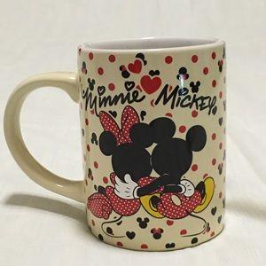 Disney Mickey and Minnie Mug