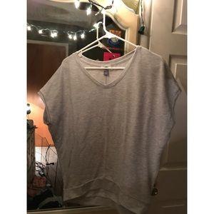 Big ol' shirt