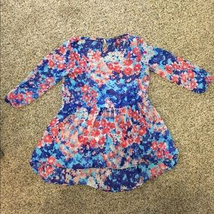 Happening in the Pesent blouse - from Nordstrom BP