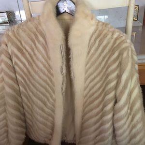 Reversible Mink Jacket Size 6