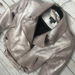 NWT LuLaRoe XS Vision Exclusive Pink Jacket