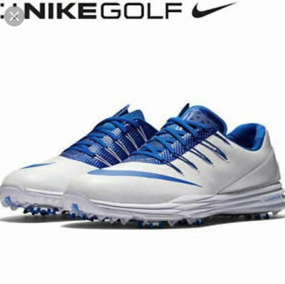 disco voltereta el centro comercial  Nike Shoes | Nike Lunar Control 4 Blue White Golf Shoe | Poshmark