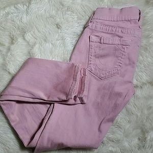 True Religion Skinny Jeans Casey Jegging Size 24