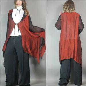 Bohemian Robe Jacket Stevie Nicks Witchy Vibes