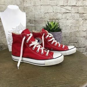 All Star Red Converse