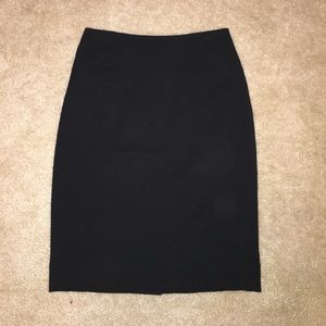 Black Pencil Skirt - H&M